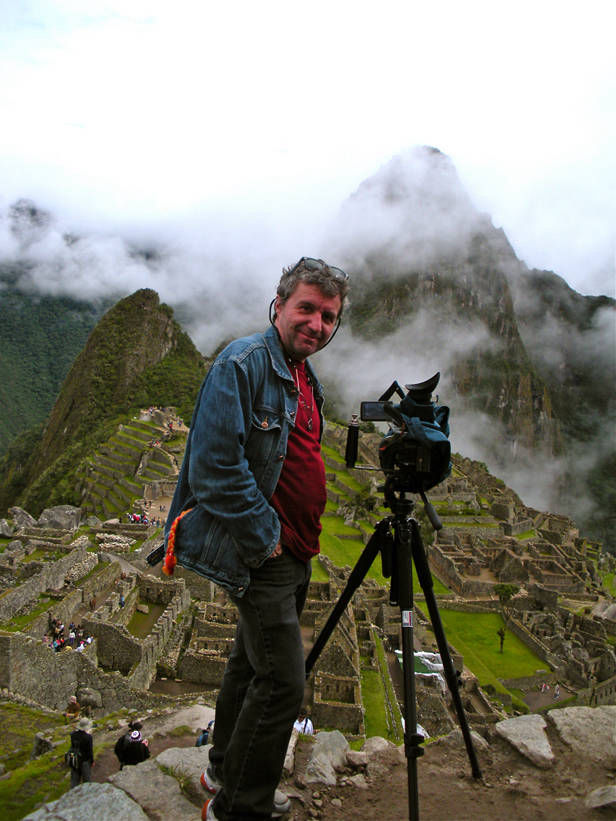 photo Alberto Machu Picchu 2009